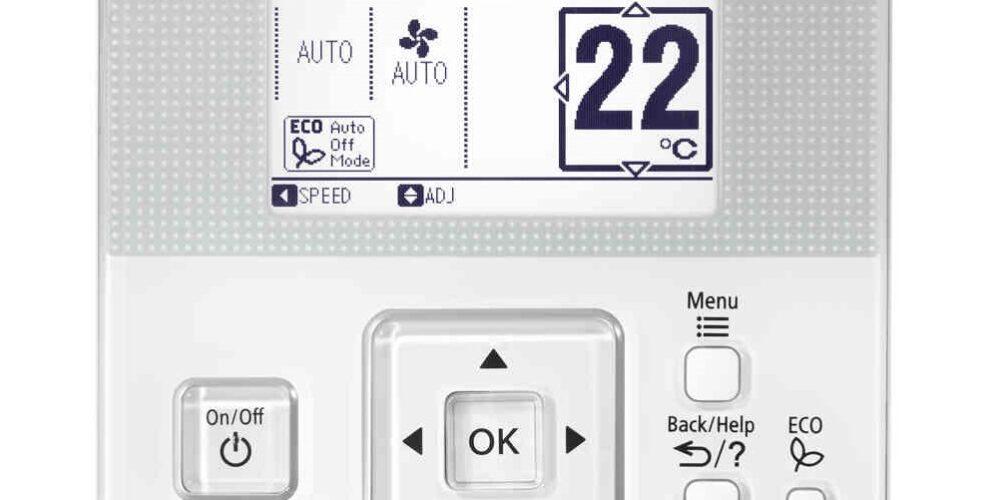 Hitachi ASHP controller